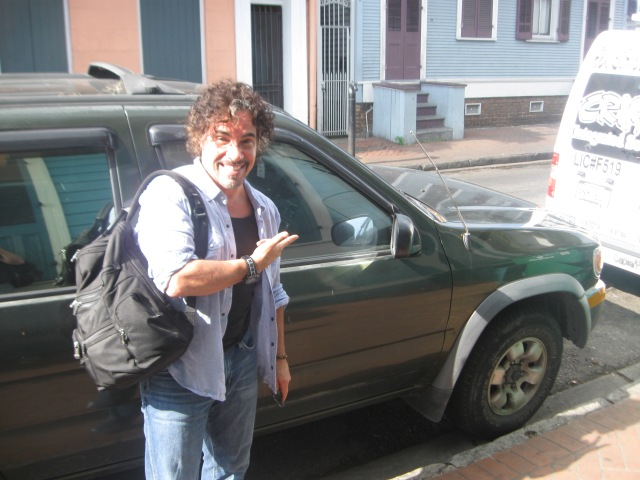 my car and john oates